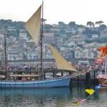 Ketch Irene | Cornish Fishing | Newlyn Fish Festival | Historic Fishing Boats
