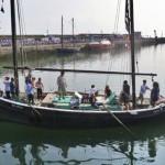 Lugger Barnabus | Cornish Fishing | Newlyn Fish Festival | Historic Fishing Boats | Cornwall