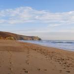 Praa Sands Beach close to The Little Barn | Goldsithney