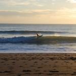 Praa Sands Surfing | The Little Barn Goldsithney Cornwall